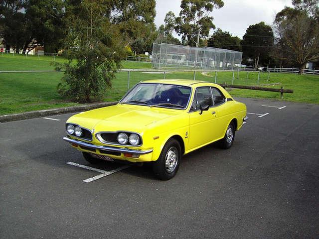 Honda 1300 Coupe Terry Menzel Victoria Australia